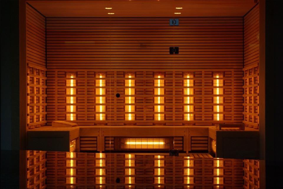 kabiny infrared