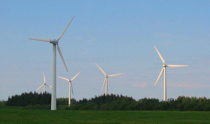 domowa elektrownia wiatrowa