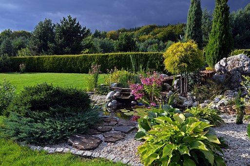 projektowanie ogrodów śląsk
