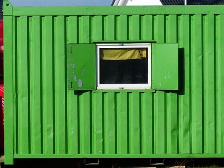 funkcjonalne kontenery mieszkalne