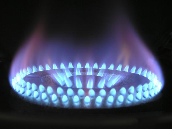podłączenie do sieci gazowej
