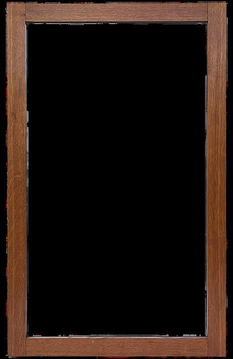 ramy drewniane do luster